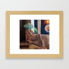Rafael Tromposo Framed Art Print