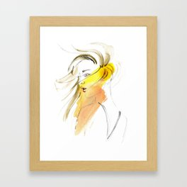 Colorlove 3 Framed Art Print