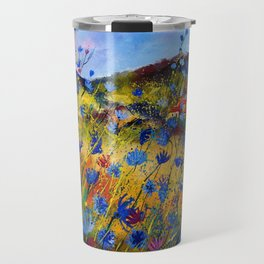 Summer glory Travel Mug