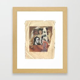 Ronnie Framed Art Print