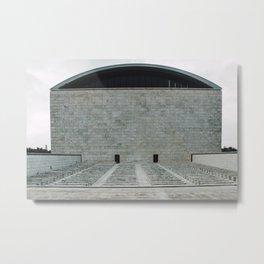 EUR Roma Metal Print