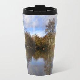 Lumsdale pool Travel Mug
