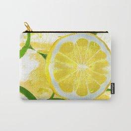 Lemon Drop  Carry-All Pouch