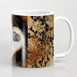 Steampunk, beautiful heart Coffee Mug