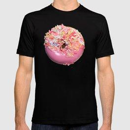 Craving Krispy Cremes Pink T-shirt