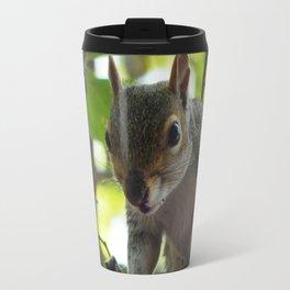 Dirty nose squirrel Travel Mug