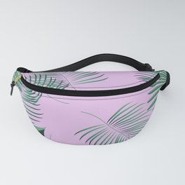 Leafage #08 Fanny Pack