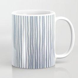 Coming up metallic stripes Coffee Mug