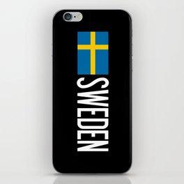 Sweden iPhone Skin