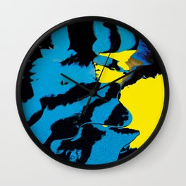 Respect for Dory Wall Clock