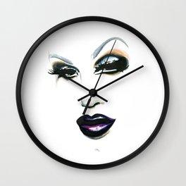 Sharon Needles Wall Clock