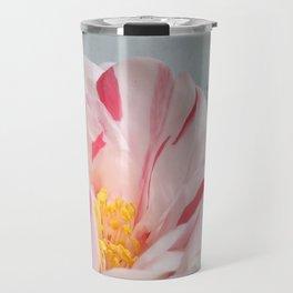 Peace Camellia Travel Mug