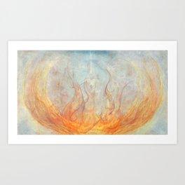 Pentecost Art Print