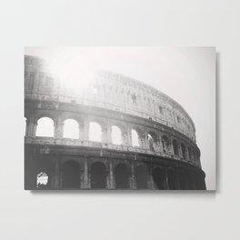 Collosseum Metal Print
