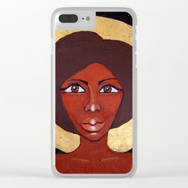Sirius Daughter no 10 Clear iPhone Case