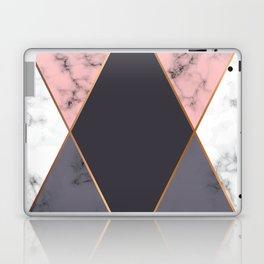 Marble Geometry 018 Laptop & iPad Skin
