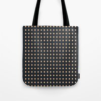 waldo Tote Bags featuring Famous Capsules - waldo by Greg-guillemin