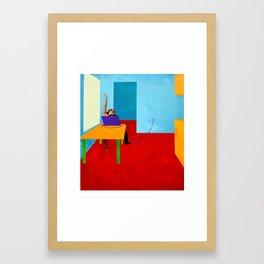Online Framed Art Print
