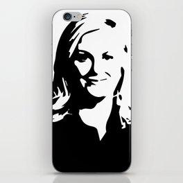 Leslie Knope iPhone Skin