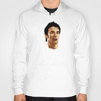 juventus Hoodies featuring Del Piero by Sport_Designs