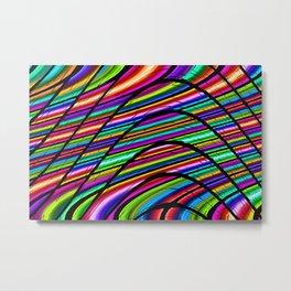 Colorandblack series 1398 Metal Print