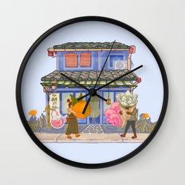 Convenience Store Wall Clock