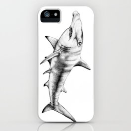 Hammerhead Shark iPhone Case