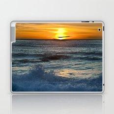 Sunset Splash Laptop & iPad Skin