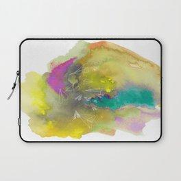Planes in Watercolor Laptop Sleeve
