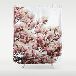 Magnolias II Shower Curtain