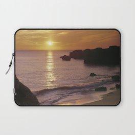 Sunset, Sao Rafael, Portugal Laptop Sleeve