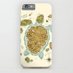 Turtle Island iPhone 6s Slim Case