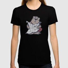 A Geeky Marmot T-shirt