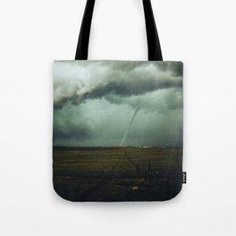 Tornado Alley (Color) Tote Bag