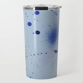 Ink blots 1 Travel Mug