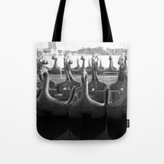Where the Dragons Rest Tote Bag