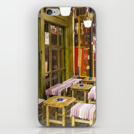 A Place for Turkish Coffee iPhone Skin