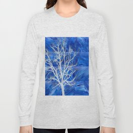 and the seed became tree Long Sleeve T-shirt