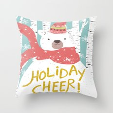 Merry Christmas 01 Throw Pillow