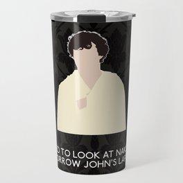 A Scandal in Belgravia - Sherlock Holmes Travel Mug