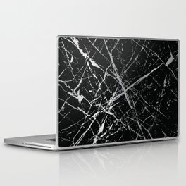 Silver Splatter 090 Laptop & iPad Skin