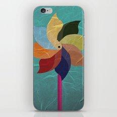 Toy Windmill iPhone & iPod Skin