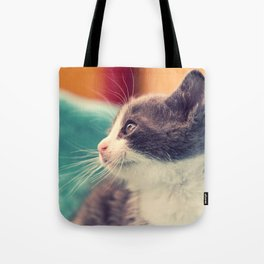 Billy The Cat Tote Bag