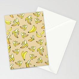 Banana Pattern 2 Stationery Cards
