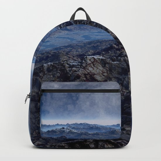 Welcome To Planet X Backpack