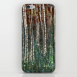 :: Wild in the Woods :: iPhone Skin