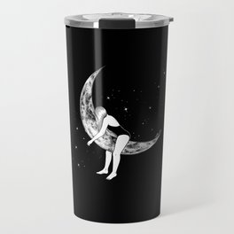 Moon Lover Travel Mug