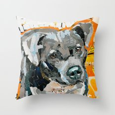 Marie The Rescue Throw Pillow