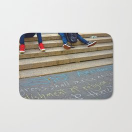 Freedom of Expression Bath Mat