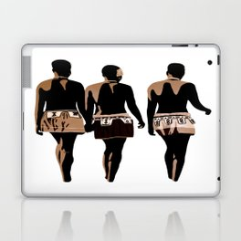 zulu sisters Laptop & iPad Skin